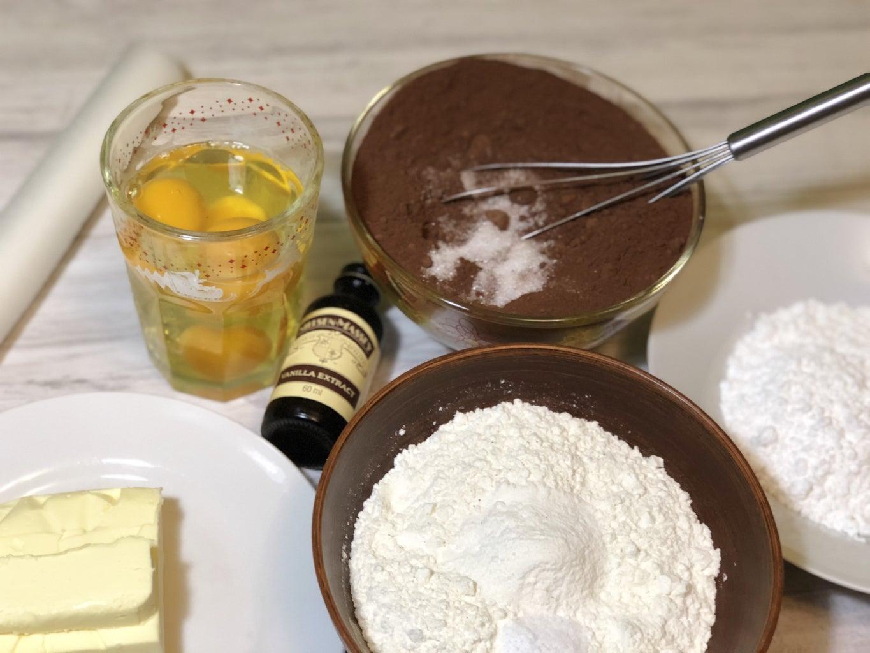 Chocolate Doug: Ingredients