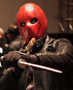 "How to make a Batman's ""Red Hood: Jason Todd"" costume"