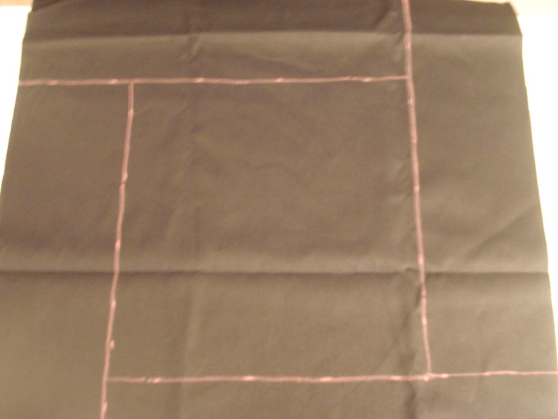 Preparing Your Squares