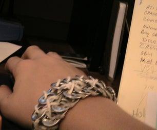 Pop Top Bracelet (doubled)