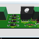 Simulating Designing of Circuits+PCB on Proteus
