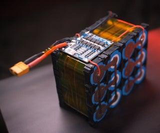 DIY Lithium LiFePo4 12v 18 Amp Battery