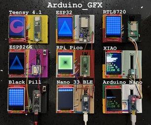 Arduino_GFX