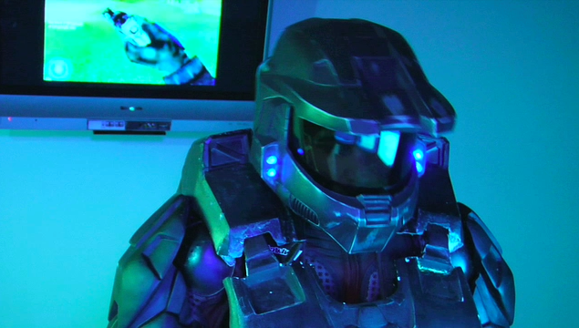 Build Halo Armor