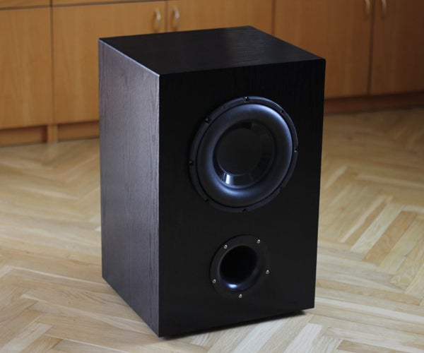 HIFI Subwoofer for Cinema and Music