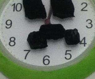 How to Make a Creeper Clock