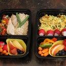 5+ Days Breakfast, Lunch, Dinner, & Snacks