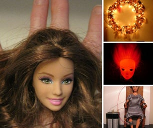 Barbie Doll Crafts for Weird People