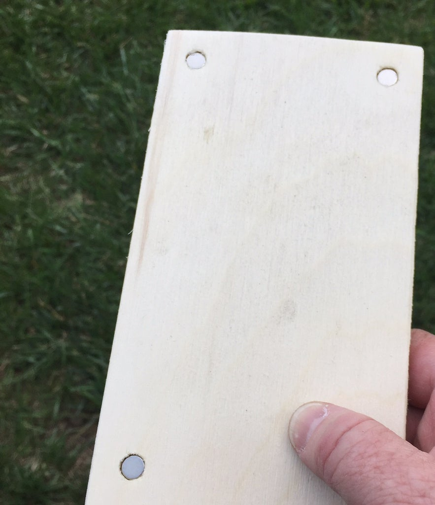 Make Magnetic Jaw Face Plates/Caps