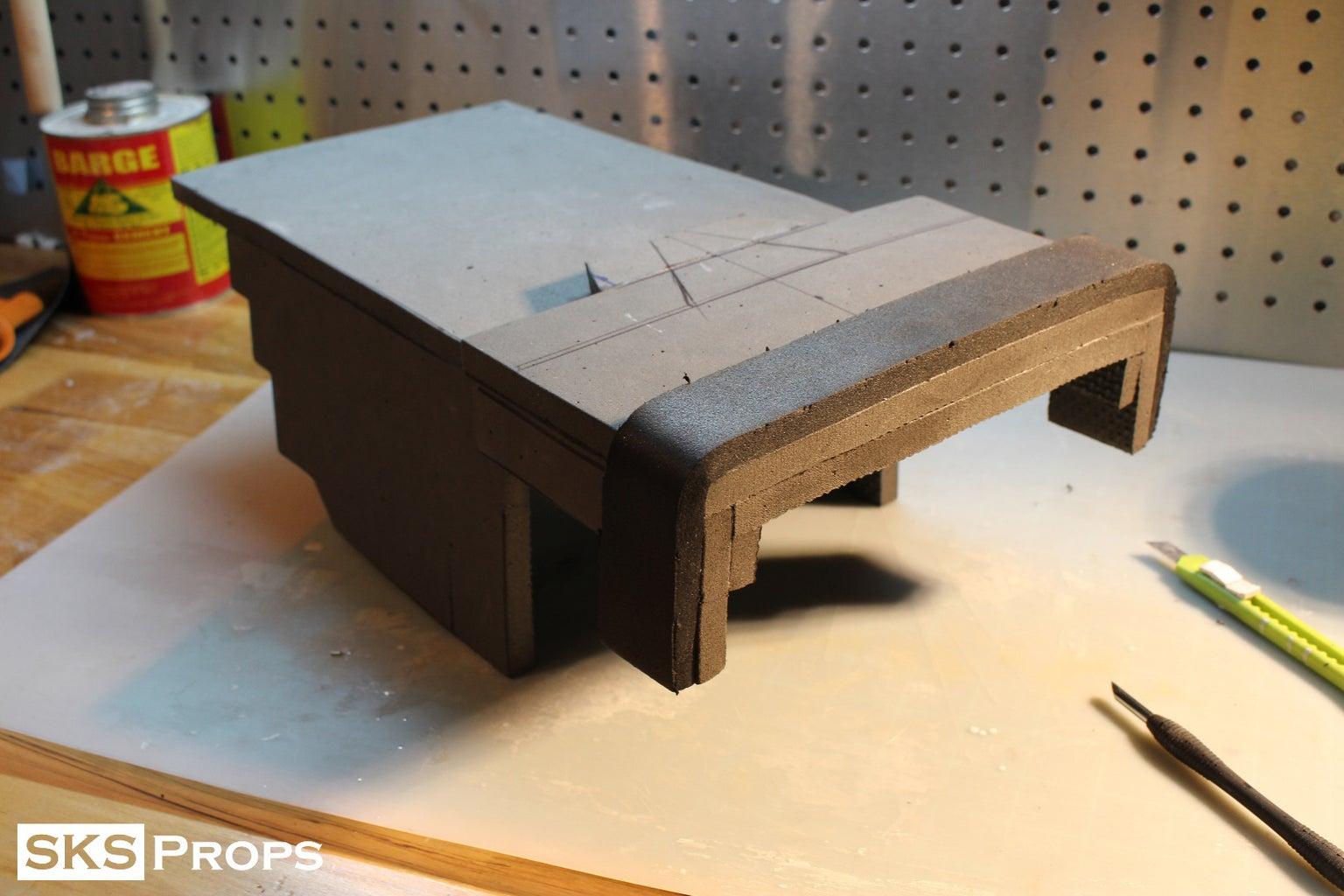 Constructing Large Shapes