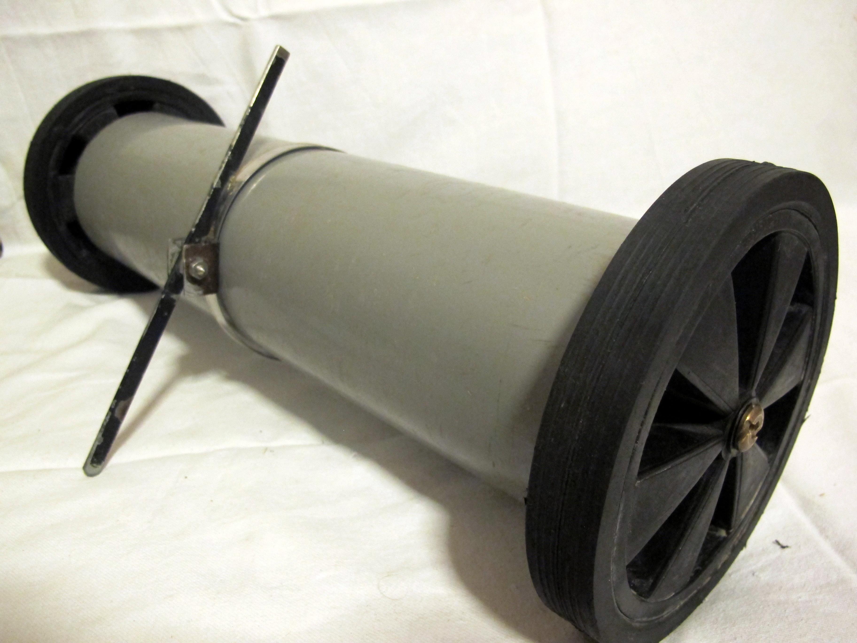 Custom RC Pipe