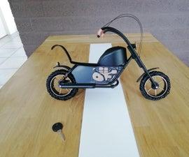 微型自行车