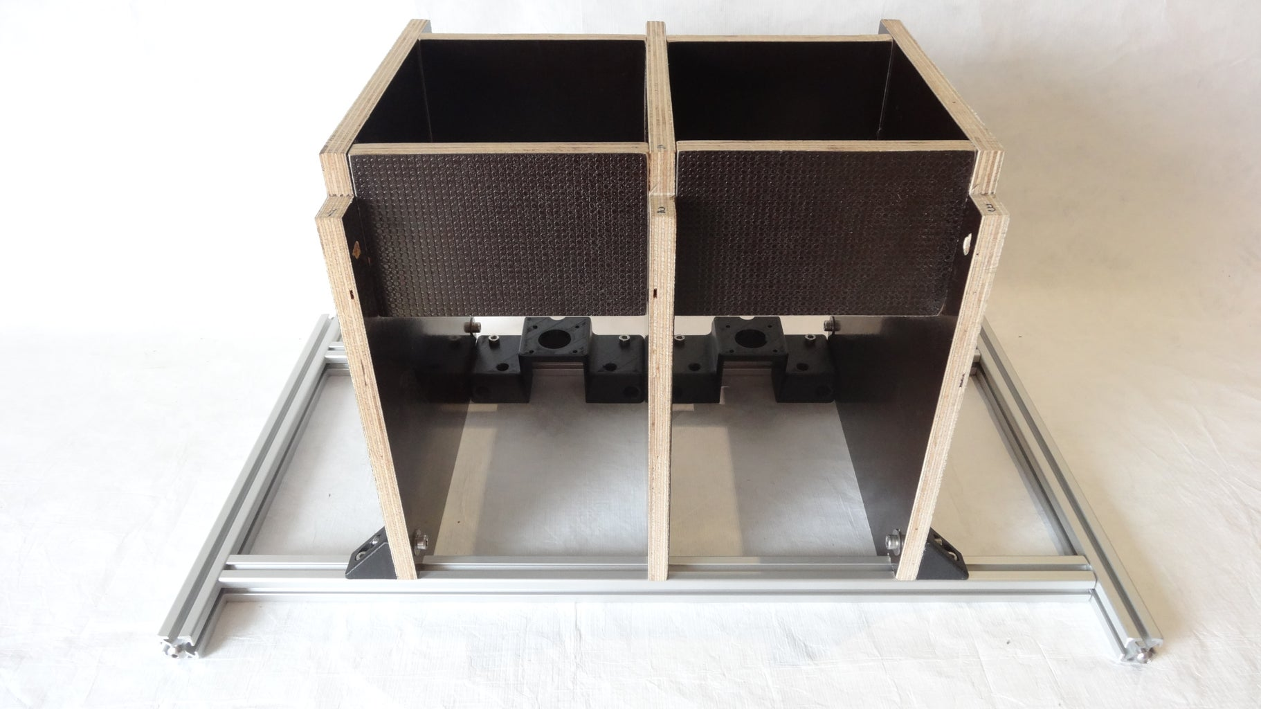 Connect the Wooden Box to the First Stage