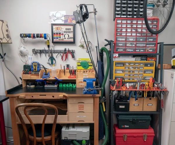 Workbench Storage Upgrade