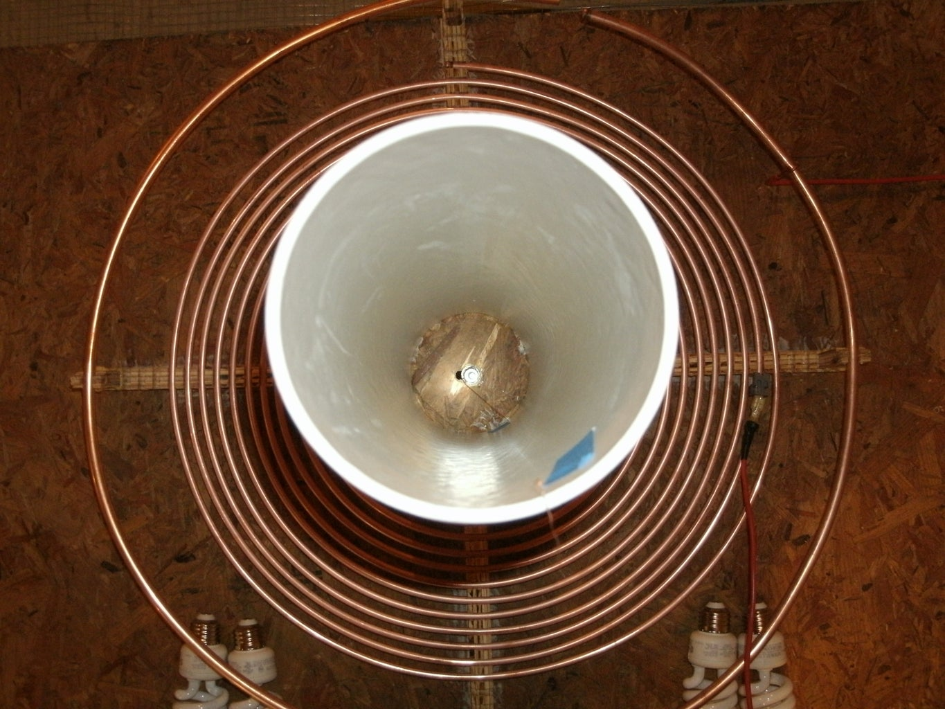 The Secondary Coil