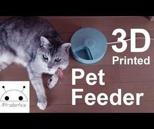 IoT Pet Feeder