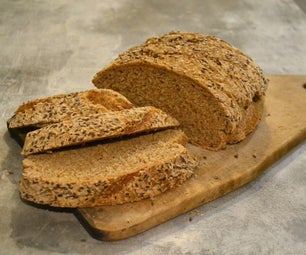 PERFECT BREAD WITH NO SCALE