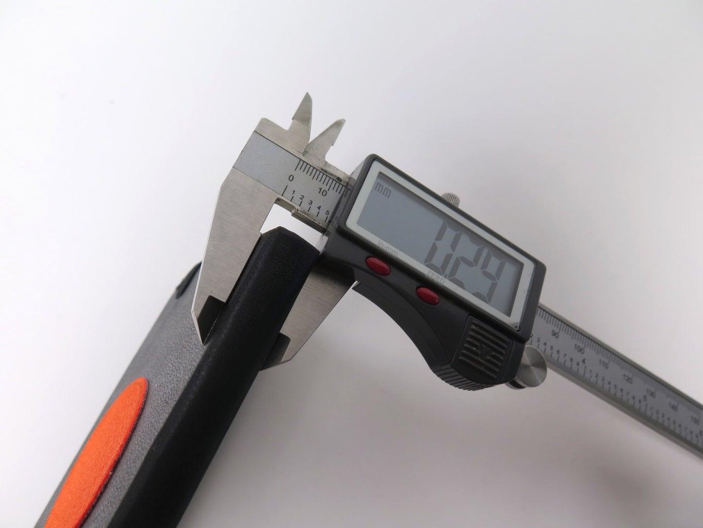 Measure Your Moleskin