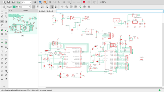 Creating Your Schematic