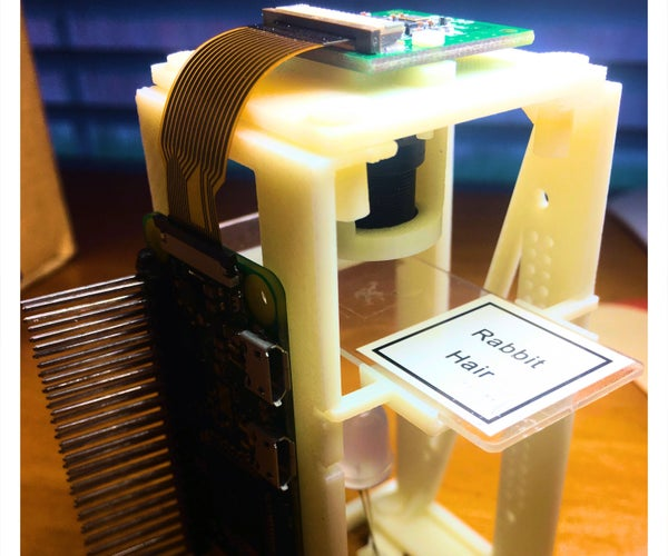 Picroscope: Low-Cost Interactive Microscope