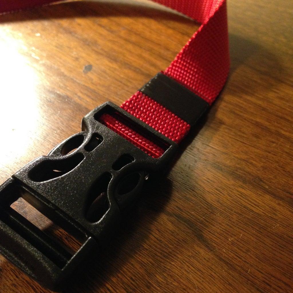 Outdoor Webbing Belt