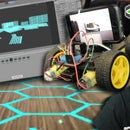 ROOM MAPPING Arduino Robot with Unity 3D