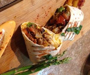 Mexican Breakfast Burrito