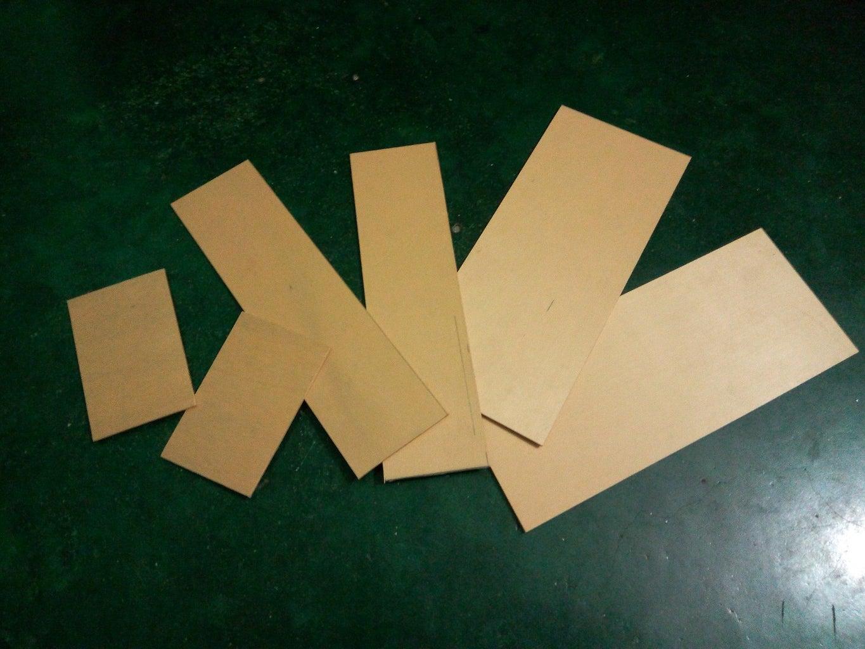 Make the Box (Cut PVC)