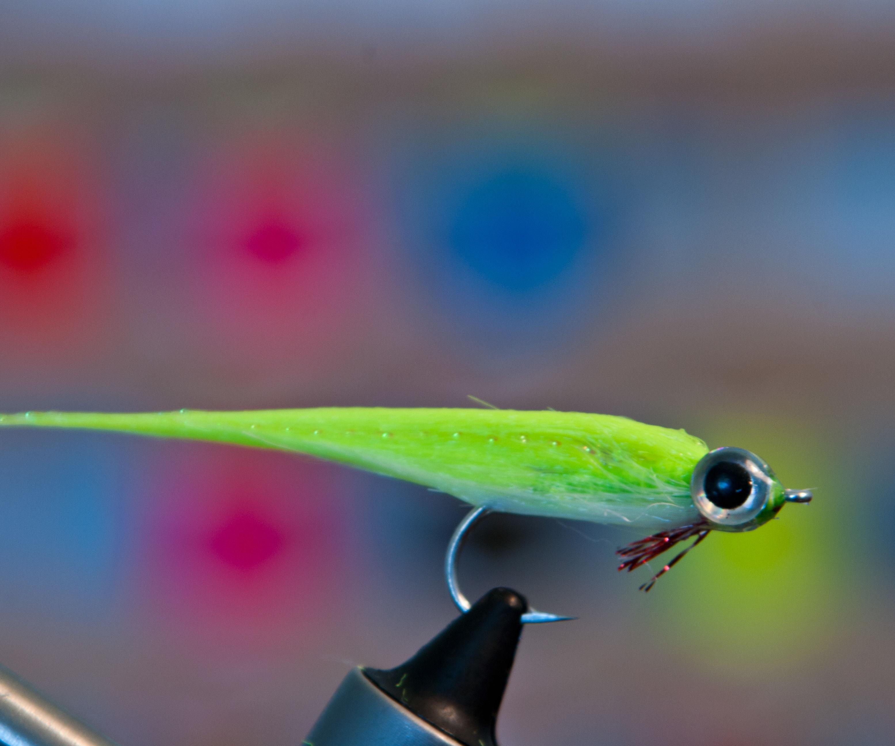 Crafty Reversed Minnow - Streamer Fly Tying Tutorial