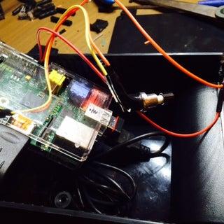 Simple Raspberry Pi Shutdown Button
