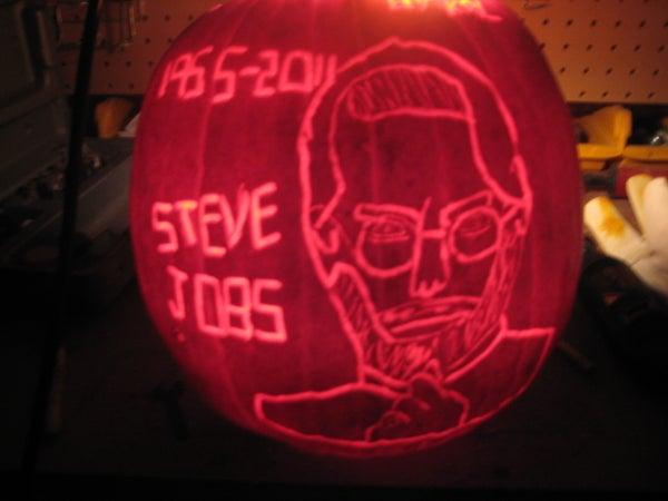 Jobs Pumpkin