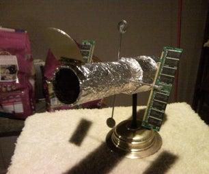 DIY Basic Budget Hubble