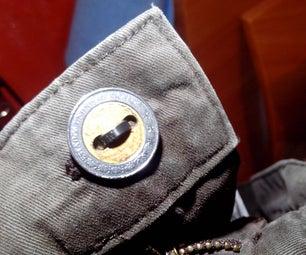 Emergency Pants Button