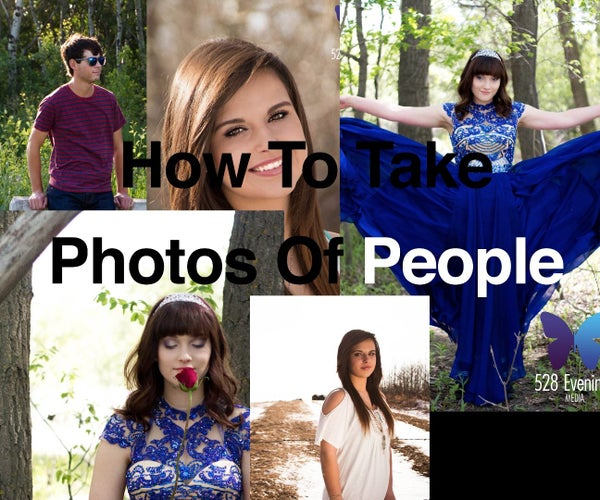 How to Take Perfect Photos of People.