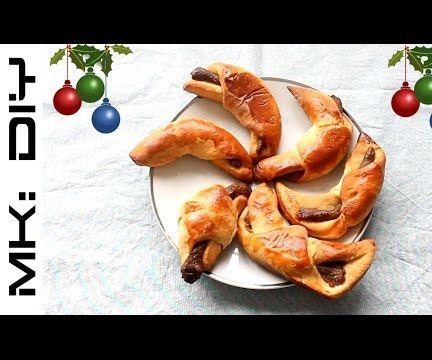 MK: DIY Walnut rolls #Christmasspecial