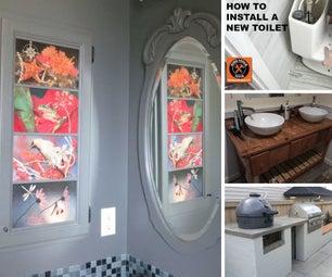 DIY Kitchen and Bath