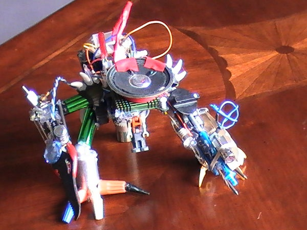 How to Make a Junkbot