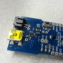 Convert Arduino FIO to run off USB only