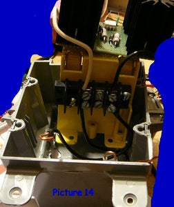 AC Control Unit - Mechanical Construction