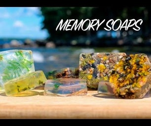手工记忆肥皂