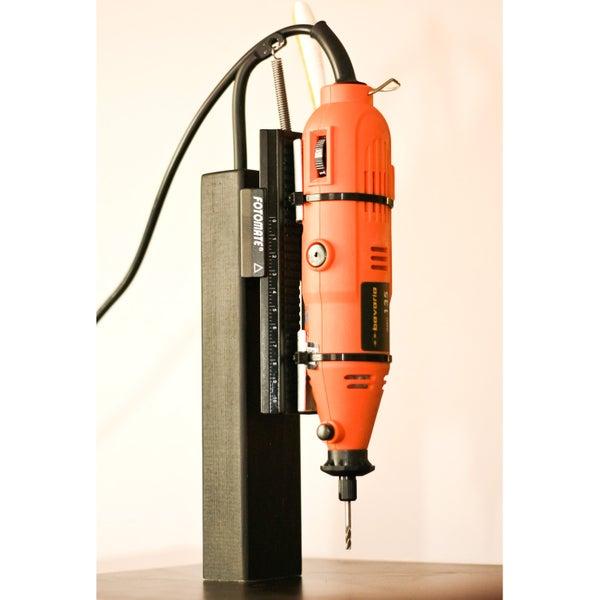 Cheap Precision Drill Stand