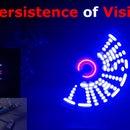 DIY Persistence of Vision