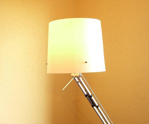 IKEA Samtid Reading Light Upgrade