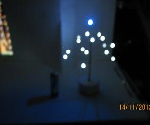 While SMD LED 0603 Mini Tree