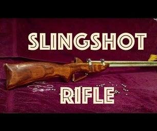 How to Make a Slingshot Rifle