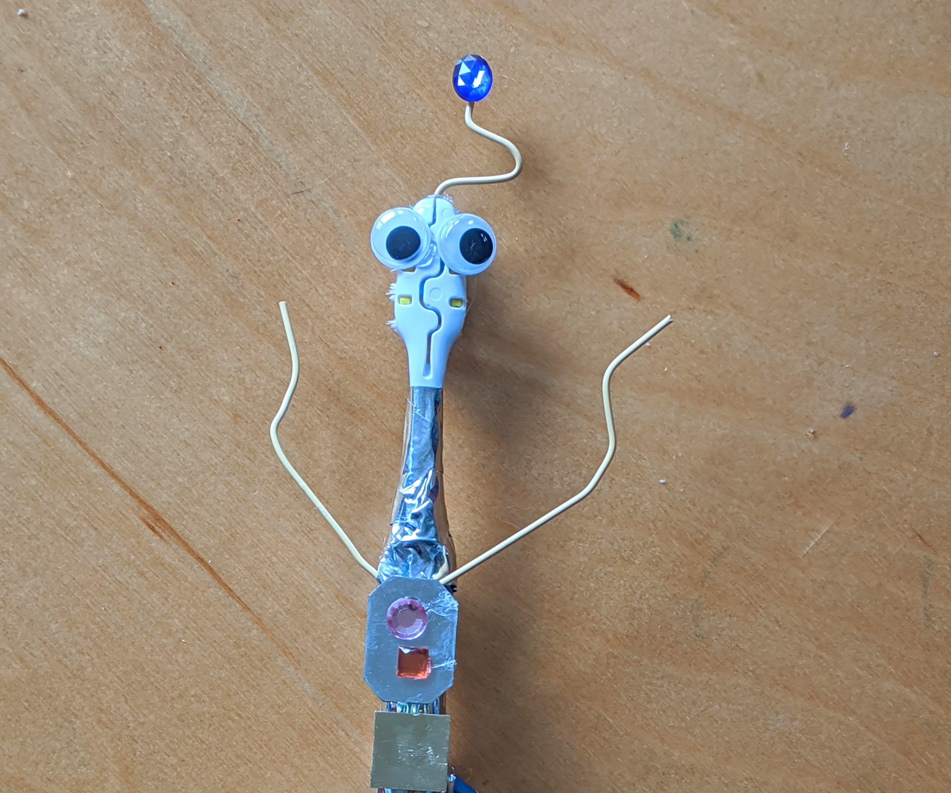 Toothbrush Bot