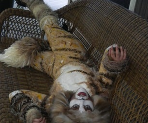 Cats Musical Costume