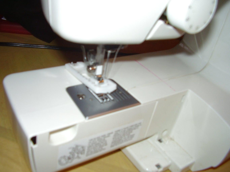 Make the Drawstring Hole