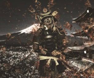 Sintra Samurai: Cosplay With PVC Sheeting