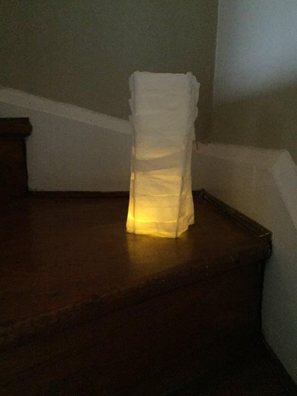 Luminary Light Sculpture